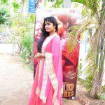 Actress Naveena Jackson