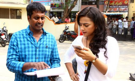 Ivan Thanthiran Shoot Spot