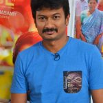 Actor Udhayanidhi Stalin