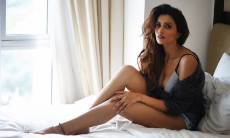 Actress Akshara Gowda Hot Photoshoot