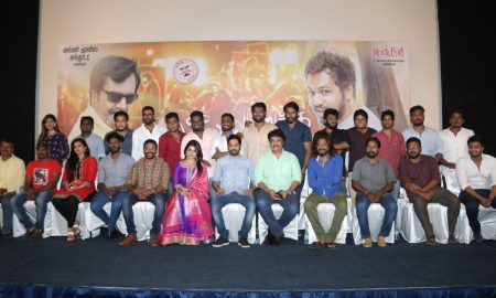 Meesaya Murukku Success Meet Stills
