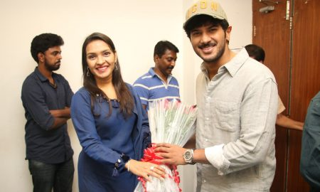 Solo Press Meet Stills