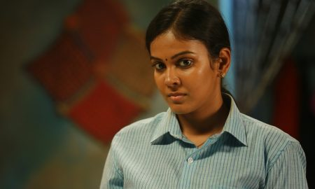 Chandini Tamilarasan in Vandi Movie Stills
