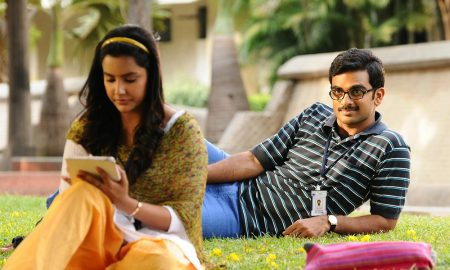 Priya Anand, Ashok Selvan in Kootathil Oruthan Movie Stills