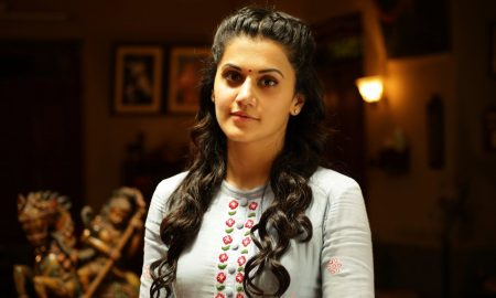Taapsee Pannu in Anando Brahma Telugu Movie