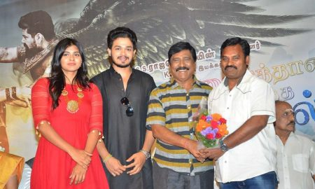 Vinnaithandi Vantha Angel Audio Launch