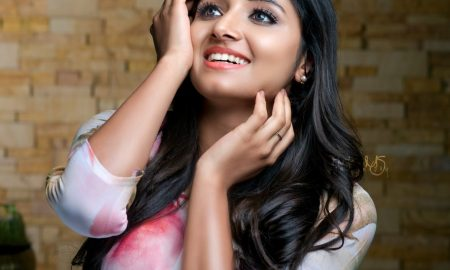 Actress Adhiti New Photo Shoot