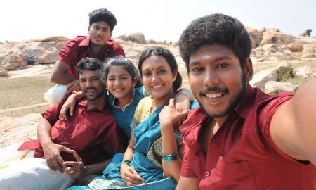Thiruppathi Samy Kudumbam Movie New Stills