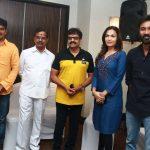 VIP 2 Movie Success Meet Stills