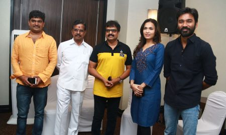 VIP 2 Movie Success Meet Stills