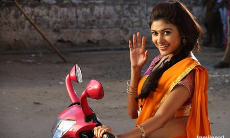 Actress Oviya Stills From Oviyavai Vitta Yaru Movie