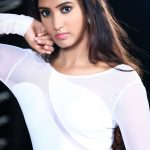 Actress Pranathy Sharma Portfolio Stills