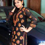 Actress Sri Priyanka