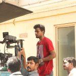 Kadhal Kasakuthaiya Shooting Spot Stills