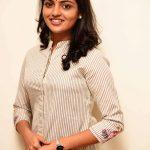 Actress Nikhila Vimal Stills From Meda Meedha Abbayi Movie Promotions