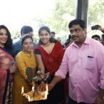 100% Kadhal Movie Poojai Photos