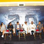 2.0 Movie Press Meet Stills