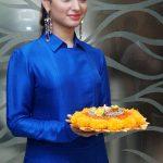 Tamannaah Bhatia Photos during the Pre Diwali celebration