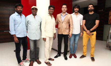 Indrajith Audio Launch Stills