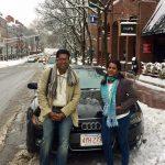Jallikattu Shooting In Harvard University Photos