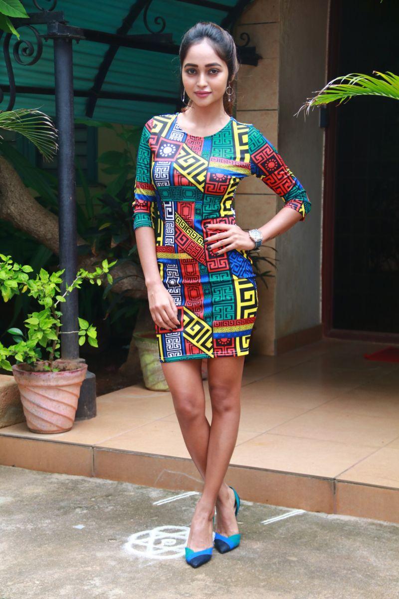 Actress Akruti Singh At X Videos Movie Press Meet Stills