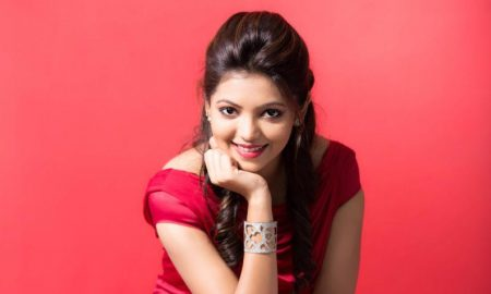 Actress Athulya Ravi Photo Shoot Images