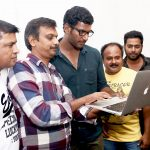 Evanum Puthanillai First Look Poster & Lyrical Video Launch Stills