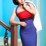 Grahanam Heroine Nandini Rai New Hot Photos