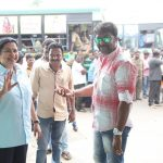 Ippadai Vellum Movie Working Stills