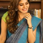 Actress Samantha in Irumbu Thirai Movie Stills