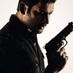 Actor Vishal in Irumbu Thirai Movie Stills