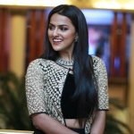 Actress Shraddha Srinath at Richie Movie Audio and Trailer Launch