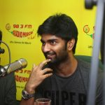 Actor Atharvaa @ Semma Botha Aagatha Audio Launch