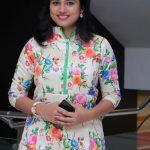 Actress Ramya Pandian