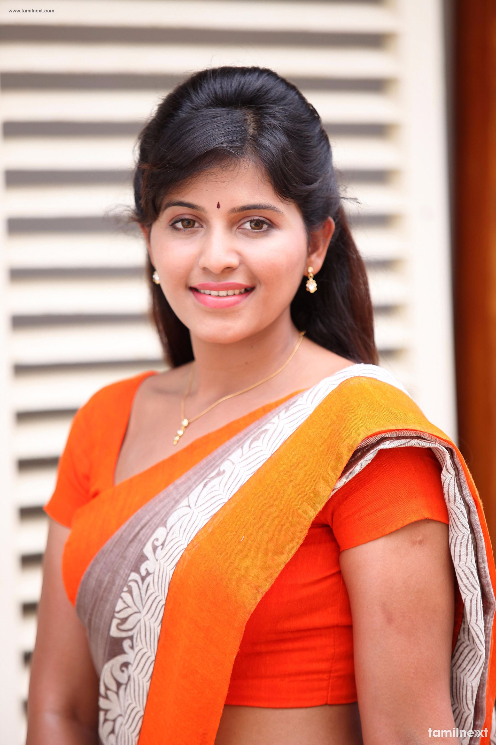 South Indian Actress Anjali Latest Hot Stills at Journey ...