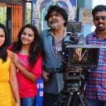 Mansoor Ali Khan, Anuragavi, Jeni Fernandez in Kadamanpaarai Movie