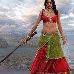 Actress Sakshi Chowdary in Suvarna Sundari Movie HD Stills