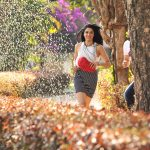 Actress Sakshi Chowdary in Suvarna Sundari Movie HD Stills
