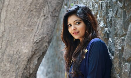 Actress Athulya Ravi Photos