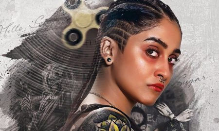 Actress Regina Cassandra #AWE Movie Stills