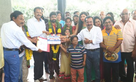 Bhishma Movie Pooja Stills