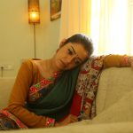 Actress Chaya Singh in Iravukku Aayiram Kangal Movie Stills