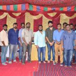 Katteri Movie Pooja Stills