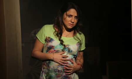 Actress Priyanka Trivedi in Mummy Movie Stills