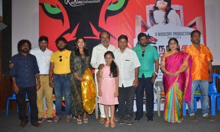 Onnaigal Jaakirathai Press Meet Stills