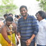 Eedili Movie Pooja Stills