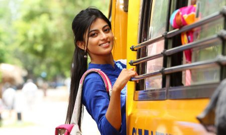 Actress Anandhi in Mannar Vagaiyara Movie Stills