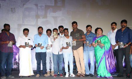 Irumbu Thirai Audio Launch Stills