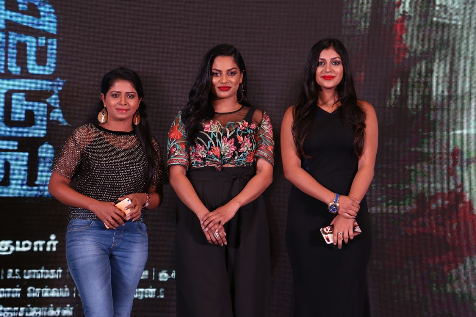 Iruttu Arayil Murattu Kuthu 2nd Single Launch Press Meet Stills 14