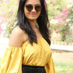 Actress Gayathrie Shankar